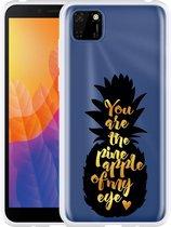 Huawei Y5p Hoesje Big Pineapple