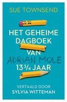 Boekomslag van 'Adrian Mole - Het geheime dagboek van Adrian Mole 13 3/4 jaar'