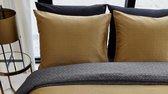 Beddinghouse Camaro Dekbedovertrek - Lits-jumeaux - 240x200/220 cm - Goud