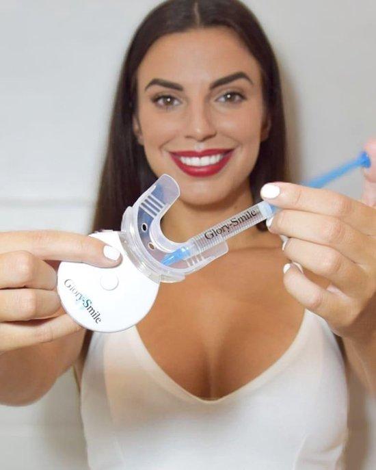 bol.com | Tandbleekset Premium | Zelf thuis je tanden bleken |  Tandenbleekset | Tandenblekers |...