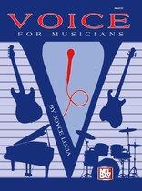 Omslag Voice for Musicians