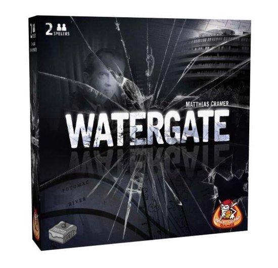 White Goblin Games Gezelschapspel Watergate (nl)