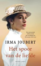 Boek cover Het spoor van de liefde van Irma Joubert (Onbekend)
