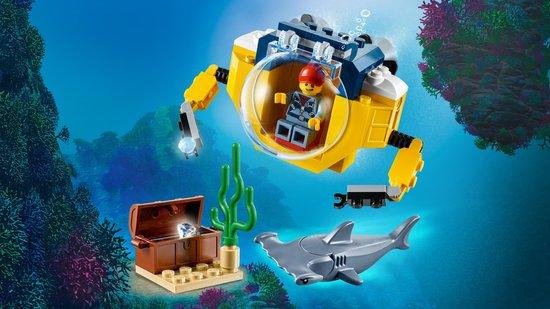 LEGO City 4+ Oceaan Mini-Duikboot - 60263