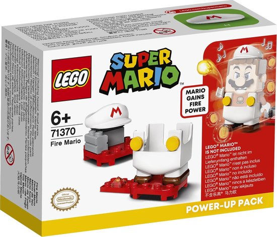 LEGO Super Mario Power-Up Pakket Vuur Mario - 71370
