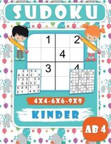 Sudoku Kinder Ab 4