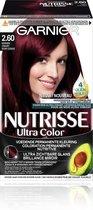 Garnier Nutrisse Ultra Color 2.60 - Kersen Zwart - Haarverf