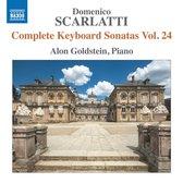 Complete Keyboard Sonatas Vol. 24