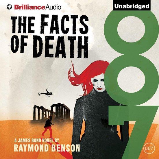 Boek cover Facts of Death, The van Raymond Benson (Onbekend)