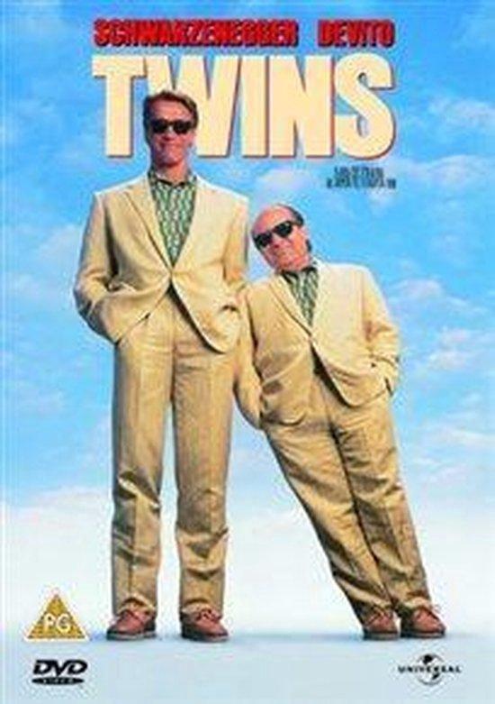Cover van de film 'Twins'