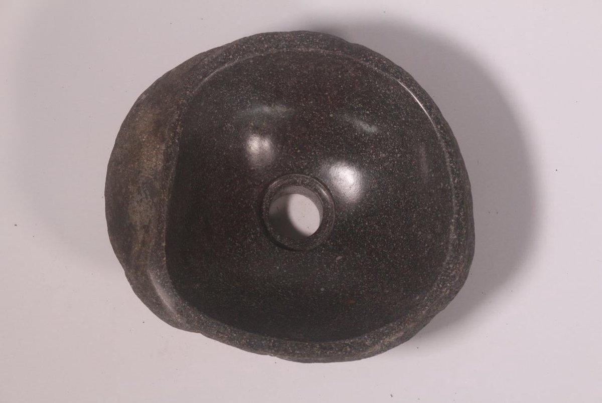 Natuurstenen waskom | DEVI-W21-280 | 25x29x12