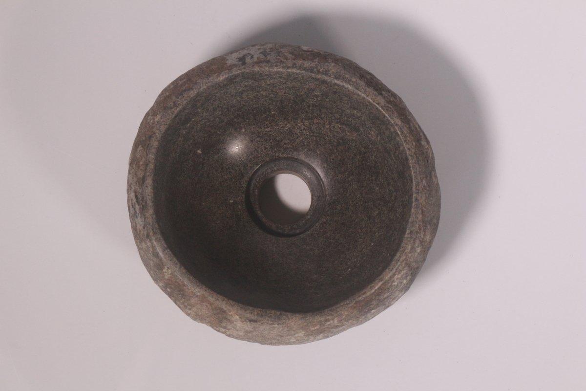 Natuurstenen waskom | DEVI-W21-261 | 23x23x12