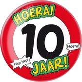 Paperdreams - Button XL - 10 Jaar