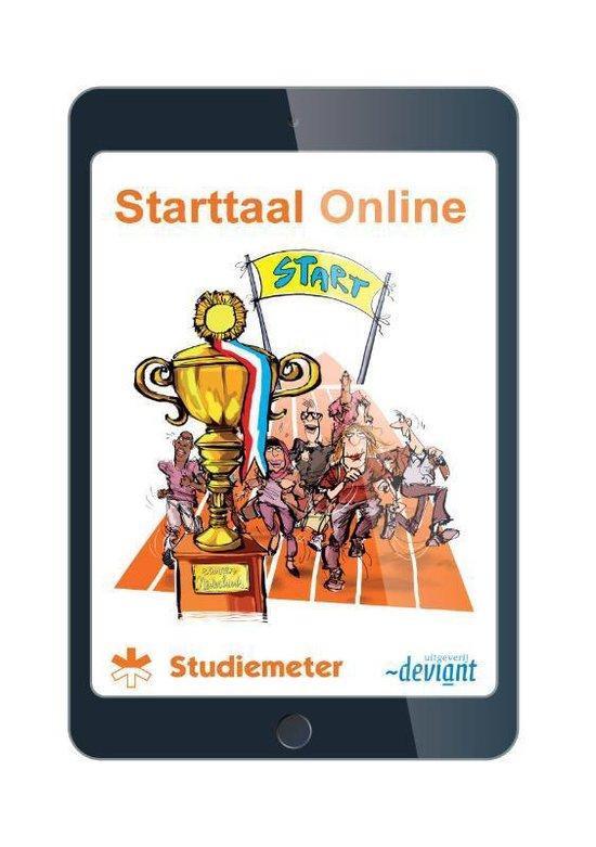 Starttaal  -   Starttaal Online 12M