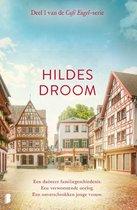 Boek cover Café Engel 1 -   Hildes droom van Marie Lamballe
