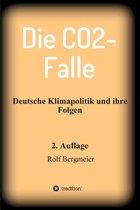 Boek cover Die CO2-Falle van Rolf Bergmeier