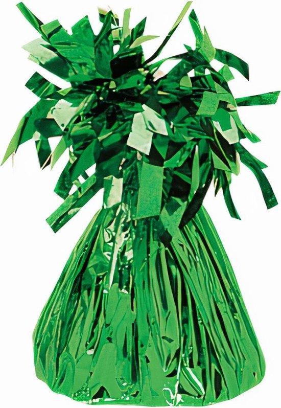 Amscan Ballongewicht 14 X 6 Cm Folie 170 Gram Groen