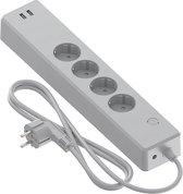 Calex Smart Stekkerdoos + USB