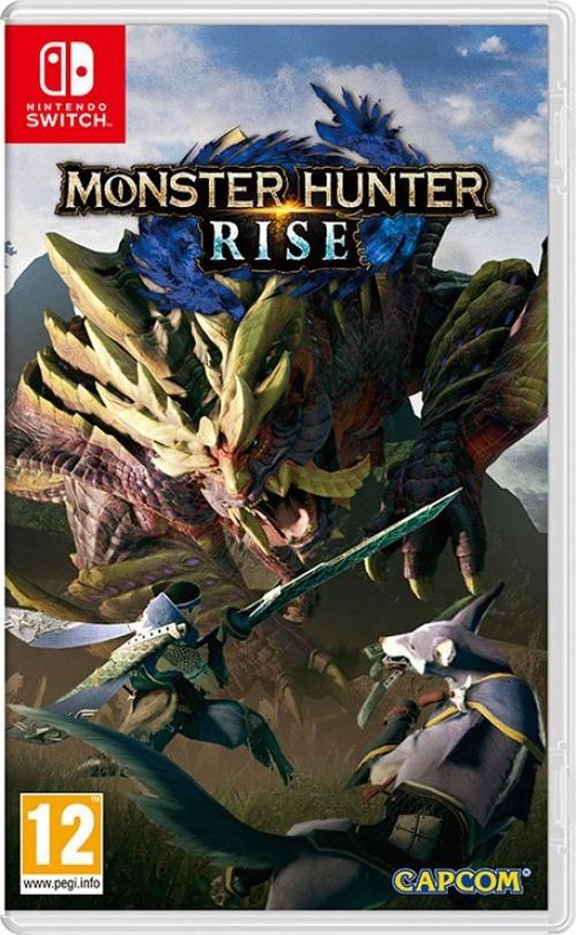 Monster Hunter Rise - Switch - Collector's Edition