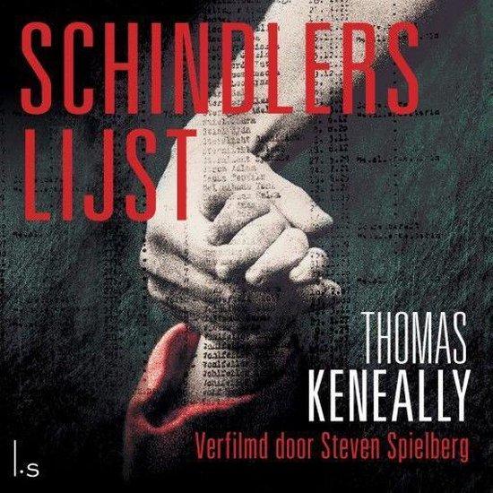 Boek cover Schindlers lijst van Thomas Keneally (Onbekend)