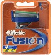 Gillette - Fusion (4 pcs) - Replacement Blades -