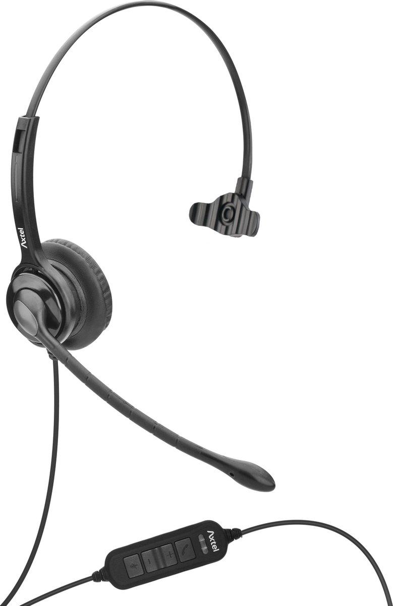 Axtel MS2 mono USB koptelefoon (voor PC/Laptop)