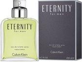 Calvin Klein Eternity 200 ml - Eau de Toilette - Herenparfum