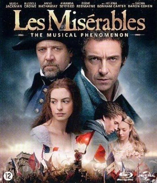 Les Misérables (2012) (Blu-ray)