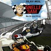 Boek cover Snelle Sam van Olav Mol