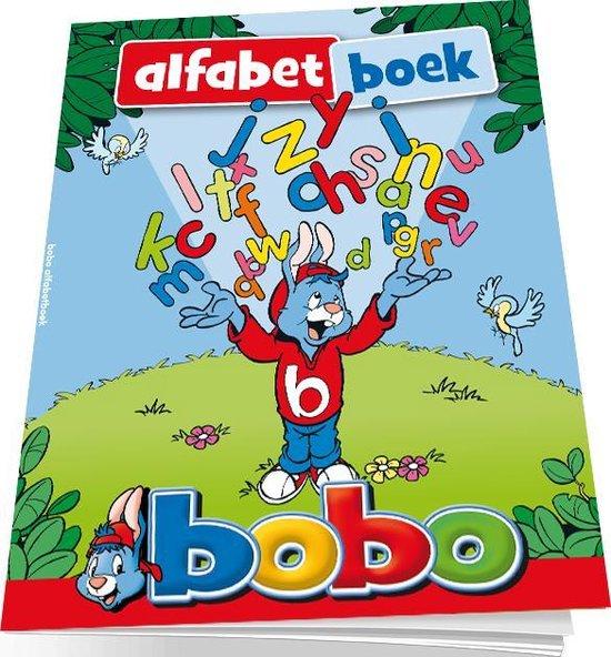 Afbeelding van Bobo Alfabetboek - Oefenen met letters
