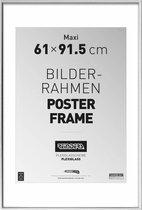Reinders Wissellijst voor posters - 61x91,5 cm - Wit