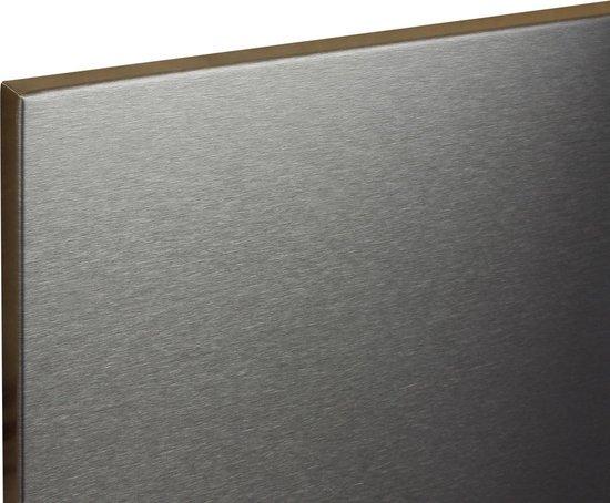 Afbeelding van Edel Steel Magneetbord Zwart 60x45 - EdelBlack