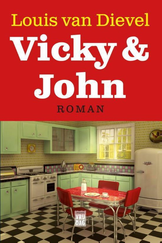 Vicky en John - Louis van Dievel |