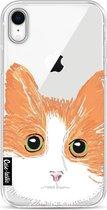 Apple iPhone XR hoesje Little Cat Casetastic Smartphone Hoesje softcover case