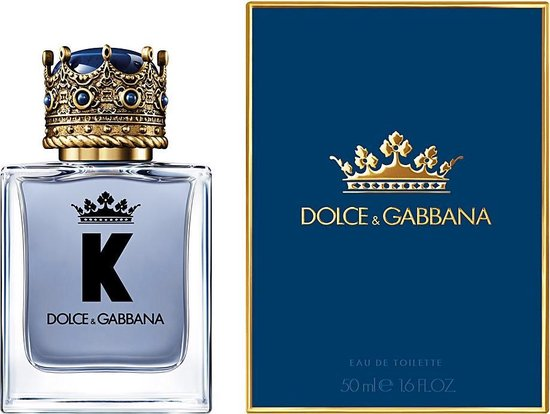 bol.com | Dolce & Gabbana K by D&G Eau de toilette voor heren - 50 ...