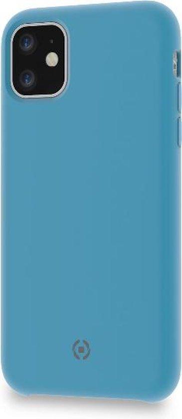 Celly LEAF mobiele telefoon behuizingen 15,5 cm (6.1'') Hoes Blauw