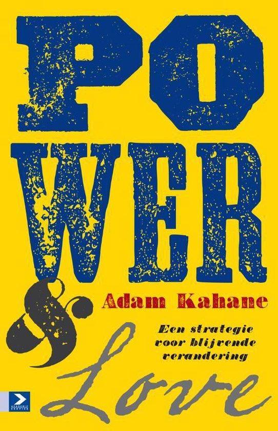Power and love - Adam Kahane |