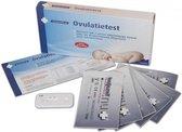 Testjezelf.nu - Ovulatietest - 7 stuks - Ovulatietest