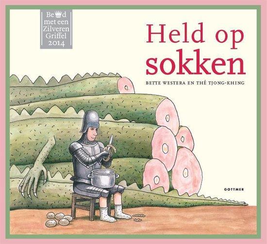 Boek cover Held op sokken van Bette Westera (Hardcover)