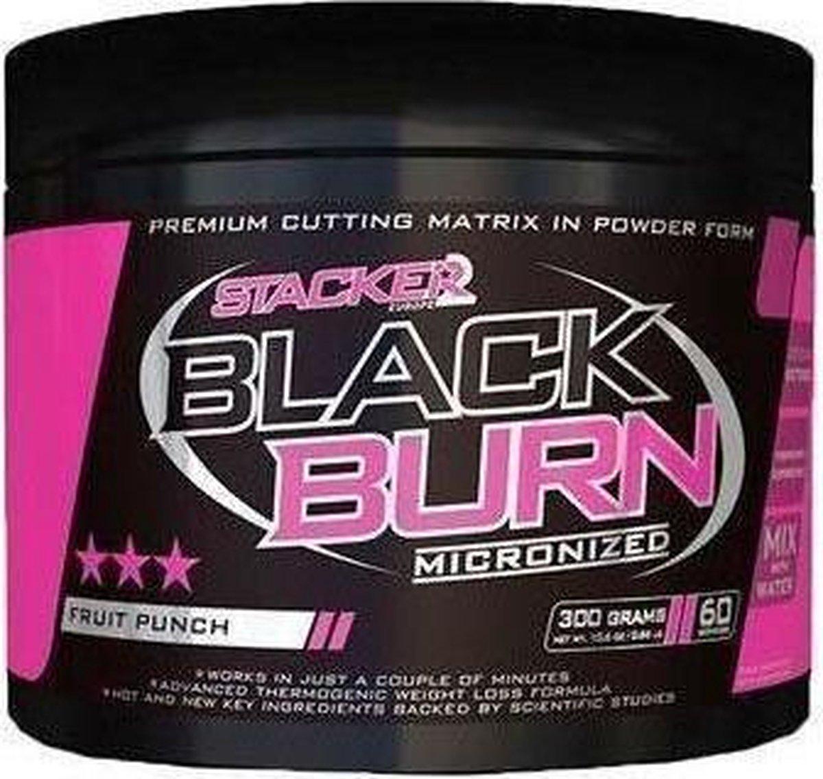 black burn recension