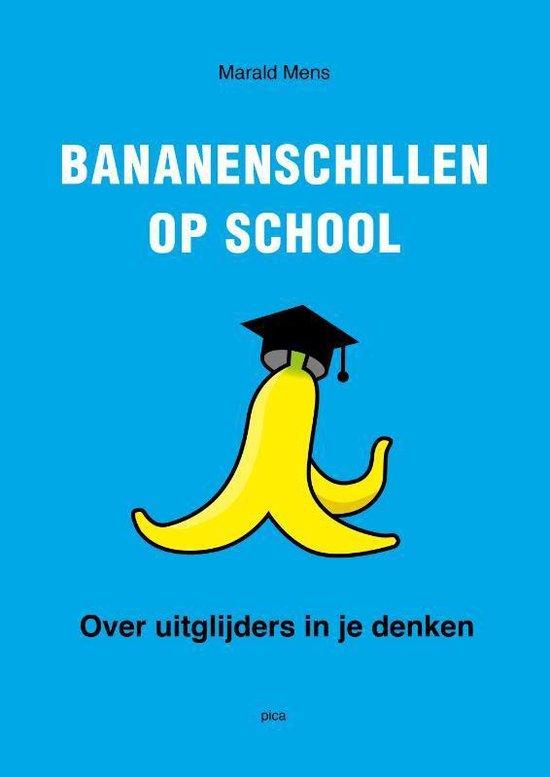 Bananenschillen op school