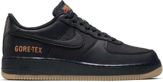 bol.com | Nike Air Force 1 Gore Tex Zwart - Heren Sneakers ...