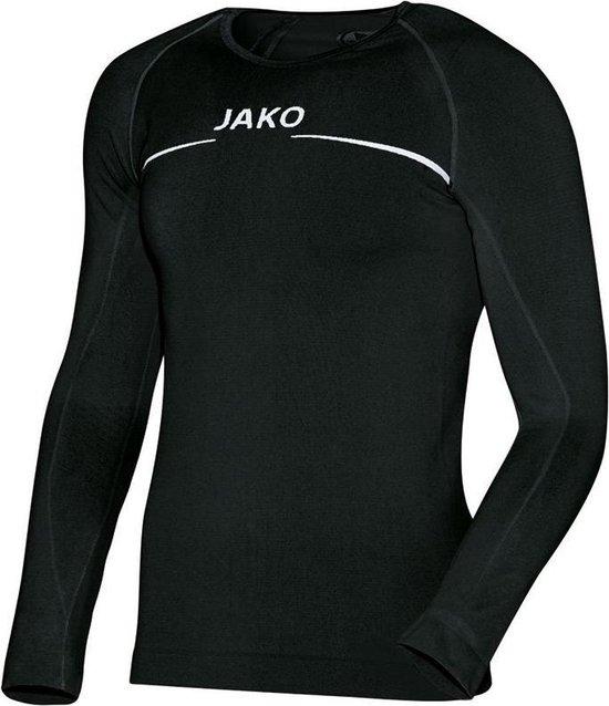 Jako Comfort Thermo Shirt - Thermoshirt  - zwart - 164