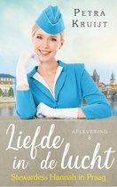 Liefde in de lucht 8 - Stewardess Hannah in Praag