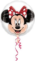 Insider Minnie Mouse foil balloon 60 x 60 cm Anagram