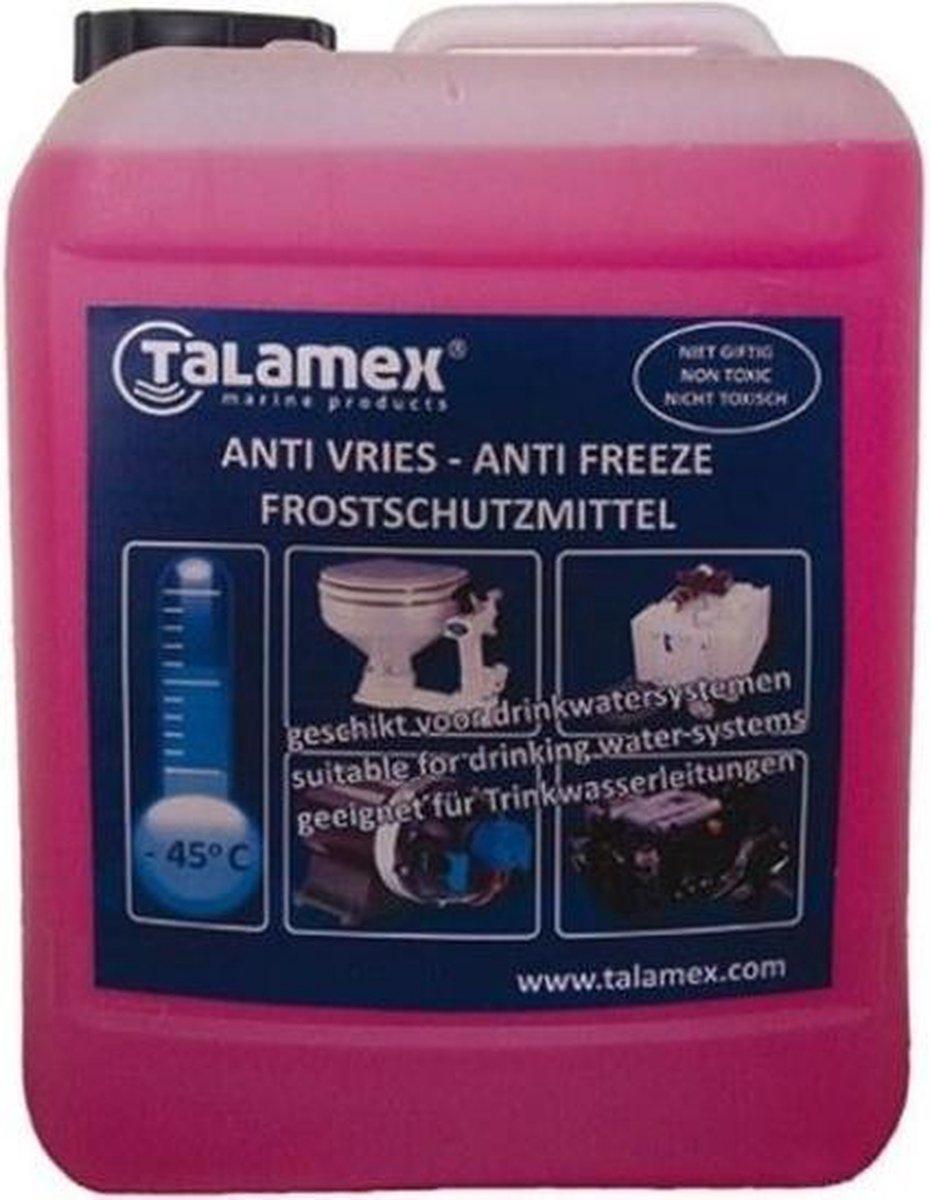 Talamex Antivries / drinkwater antivries 5 liter - Talamex