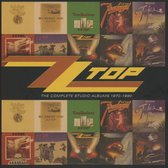 Zz Top - The Studio Albums 1970-1990