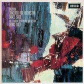 Bartok: Concerto for Orchestra; Dance Suite (LP)