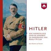 Boek cover Hitler van Maarten van Rossem