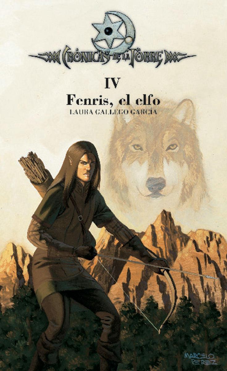 Bol Com Cronicas De La Torre Iv Fenris El Elfo Ebook Laura Gallego 9788467543353 Boeken